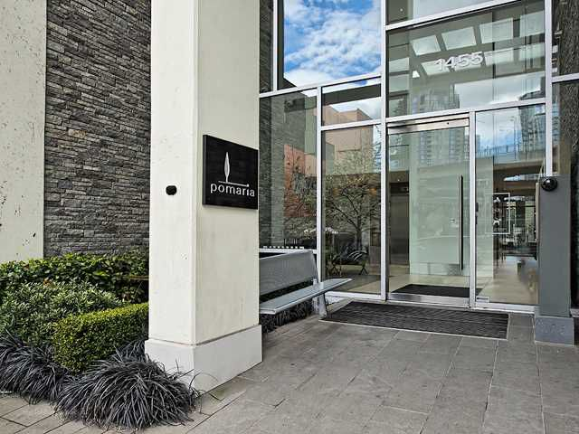 """Main Photo: 504 1455 HOWE Street in Vancouver: Yaletown Condo for sale in """"POMARIA"""" (Vancouver West)  : MLS®# V1056716"""
