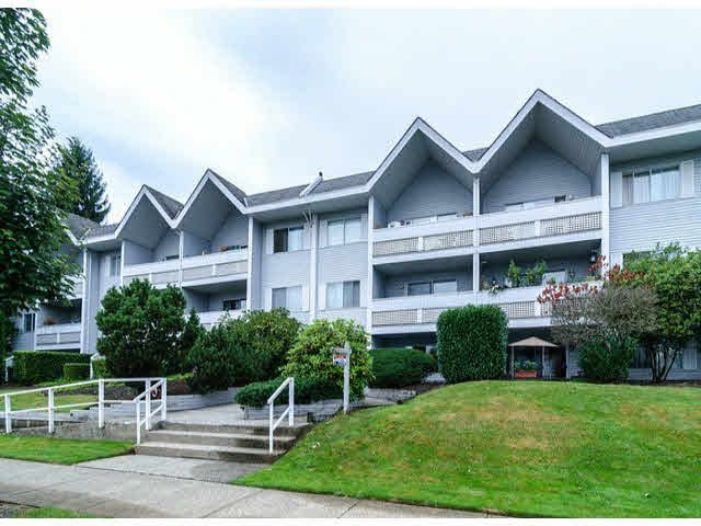 Main Photo: 305 2055 SUFFOLK Avenue in Port Coquitlam: Glenwood PQ Condo for sale : MLS®# V1119217