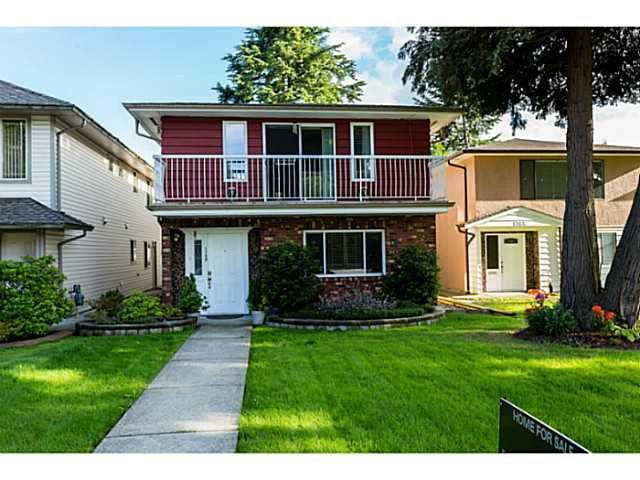 Main Photo: 1760 PRAIRIE Avenue in Port Coquitlam: Glenwood PQ House for sale : MLS®# V1135492