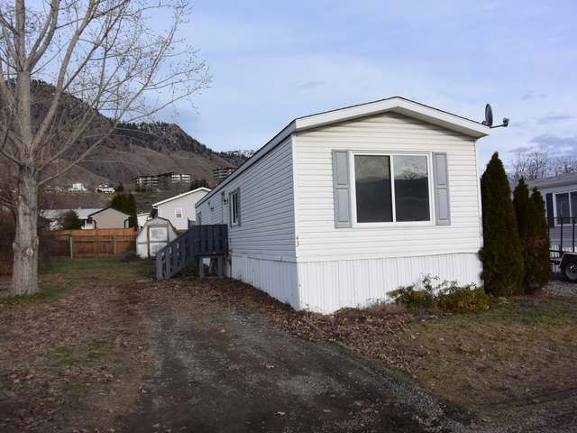 Main Photo: Map location: 43 240 G & M ROAD in : South Kamloops Manufactured Home/Prefab for sale (Kamloops)  : MLS®# 131996