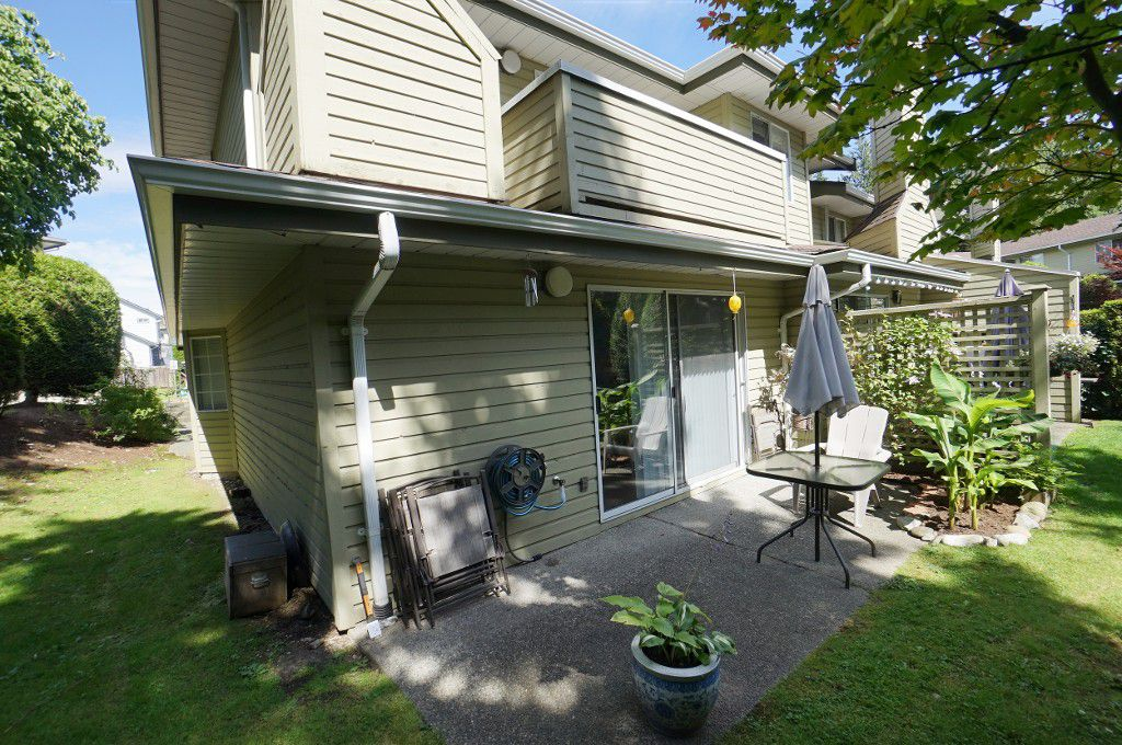 """Photo 14: Photos: 135 1386 LINCOLN Drive in Port Coquitlam: Oxford Heights Townhouse for sale in """"MOUNTAIN PARK VILLAGE"""" : MLS®# R2083208"""