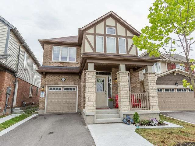 Main Photo: 22 Poncelet Road in Brampton: Northwest Brampton House (2-Storey) for sale : MLS®# W3549671