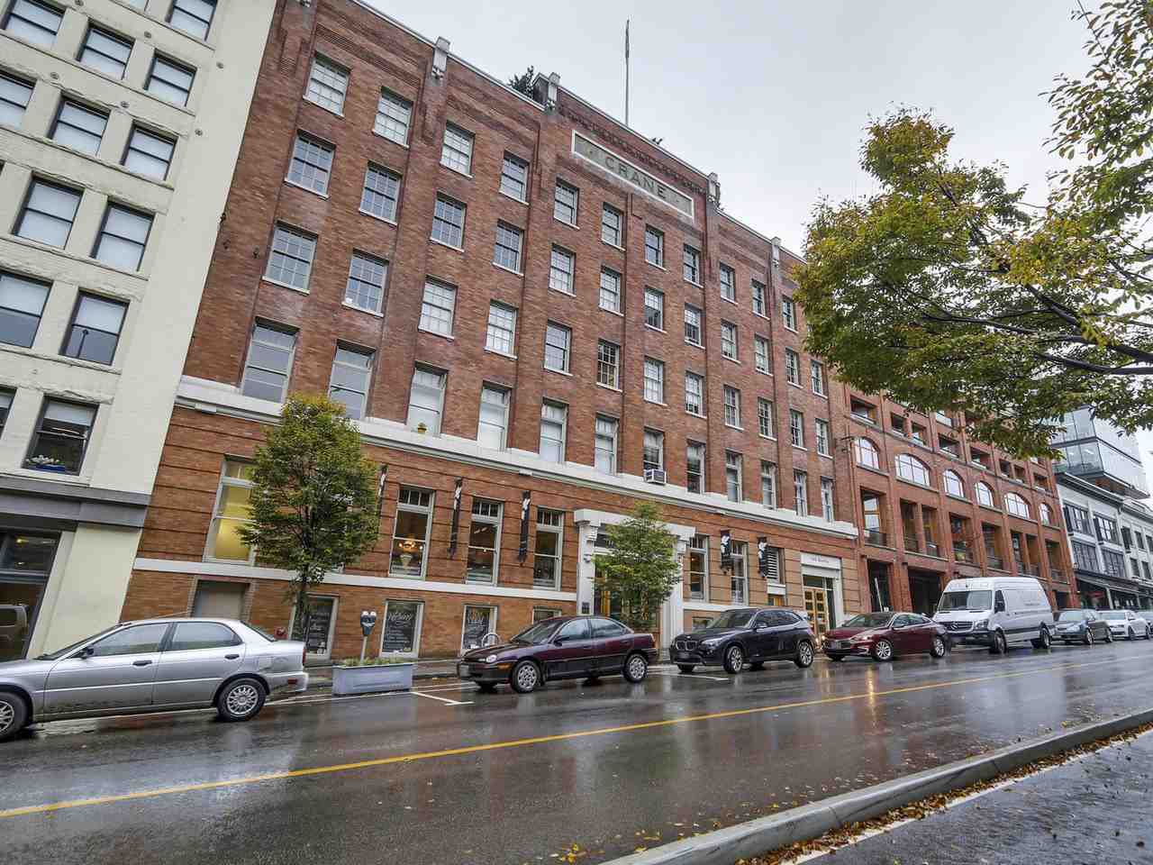 """Main Photo: 304 546 BEATTY Street in Vancouver: Downtown VW Condo for sale in """"CRANE LOFT"""" (Vancouver West)  : MLS®# R2121139"""