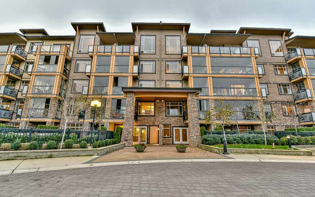 "Main Photo: 465 8258 207A Street in Langley: Willoughby Heights Condo for sale in ""Yorkson"" : MLS®# R2130282"