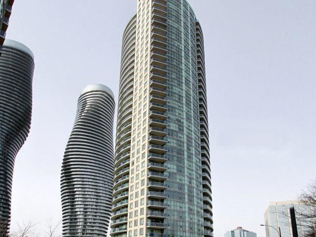 Main Photo: 2506 80 Absolute Avenue in Mississauga: City Centre Condo for sale : MLS®# W3703279
