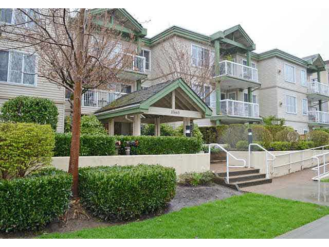 "Main Photo: 208 10665 139 Street in Surrey: Whalley Condo for sale in ""CRESTVIEW COURT"" (North Surrey)  : MLS®# R2177022"