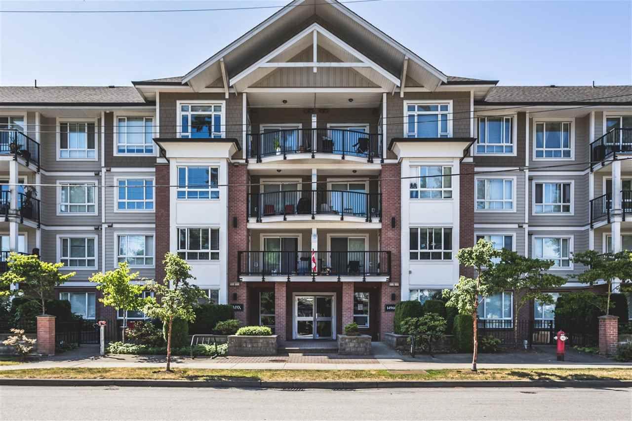 "Main Photo: 412 14960 102A Avenue in Surrey: Guildford Condo for sale in ""MAX"" (North Surrey)  : MLS®# R2187894"