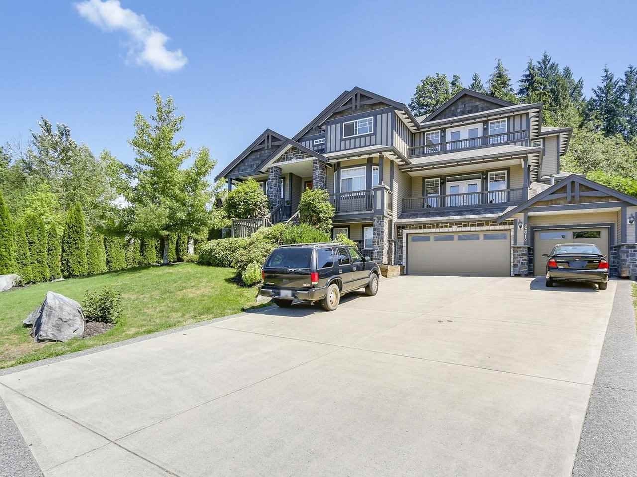Main Photo: 22916 FOREMAN Drive in Maple Ridge: Silver Valley House for sale : MLS®# R2192373