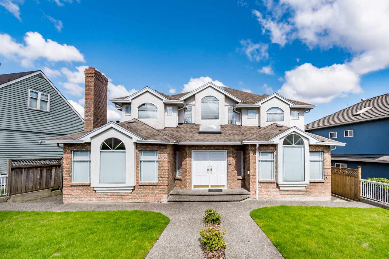 Main Photo: 3363 SEAFORTH Drive in Vancouver: Renfrew Heights House for sale (Vancouver East)  : MLS®# R2205830
