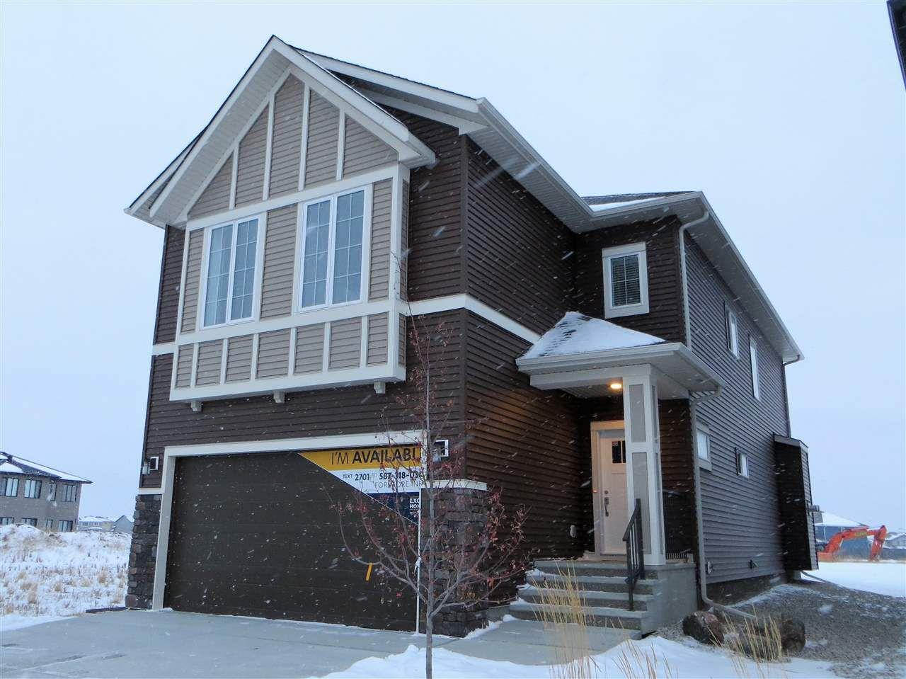 Main Photo: 487 CRYSTALLINA NERA Drive in Edmonton: Zone 28 House for sale : MLS®# E4093661
