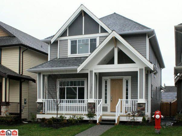 Main Photo: 7834 211A STREET in : Willoughby Heights House for sale (Langley)  : MLS®# F1205296