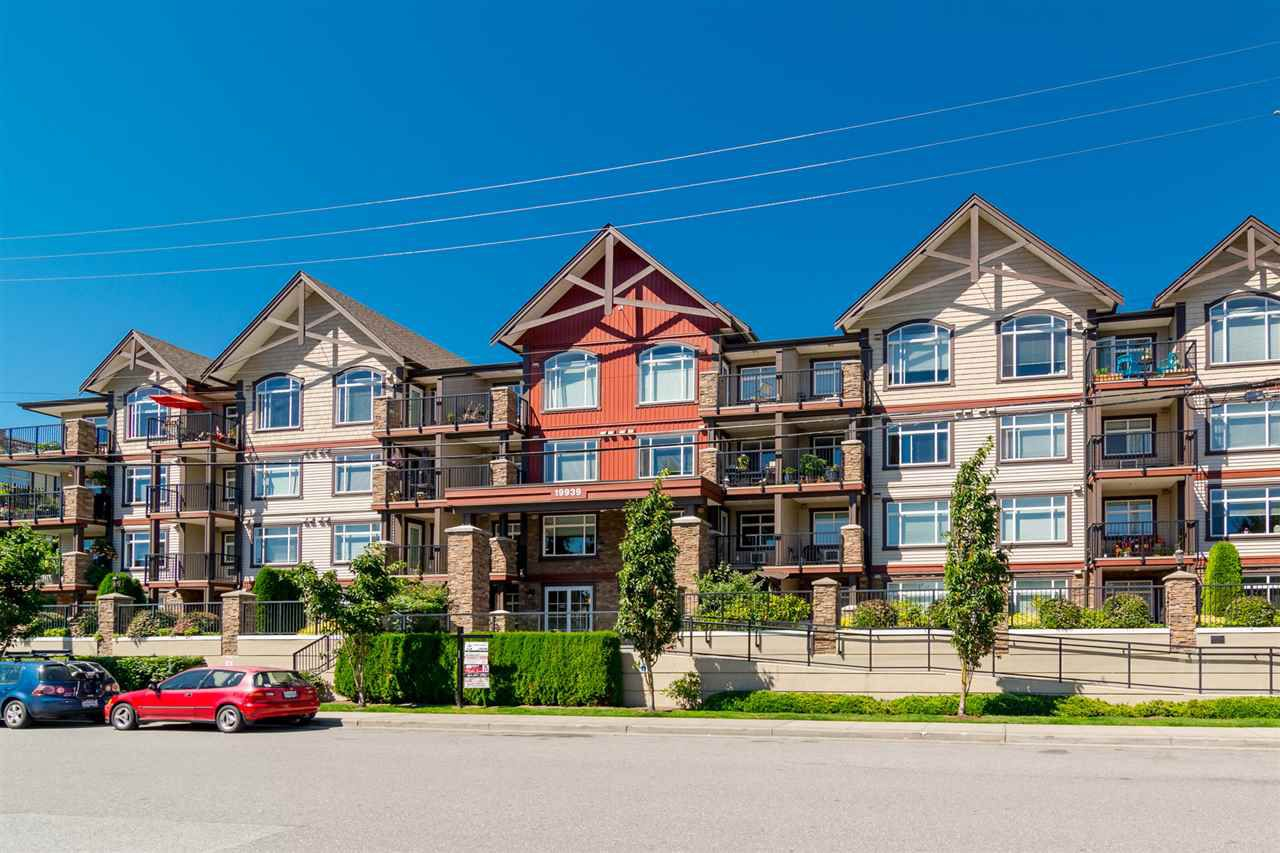 Main Photo: 114 19939 55A Avenue in Langley: Langley City Condo for sale : MLS®# R2248013