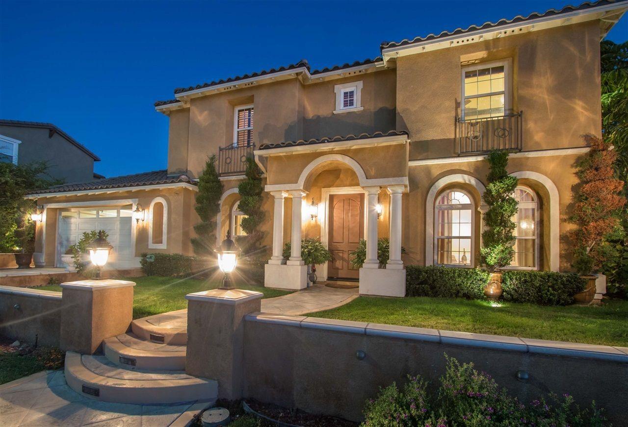 Main Photo: LA MESA House for sale : 5 bedrooms : 7565 CHICAGO DRIVE