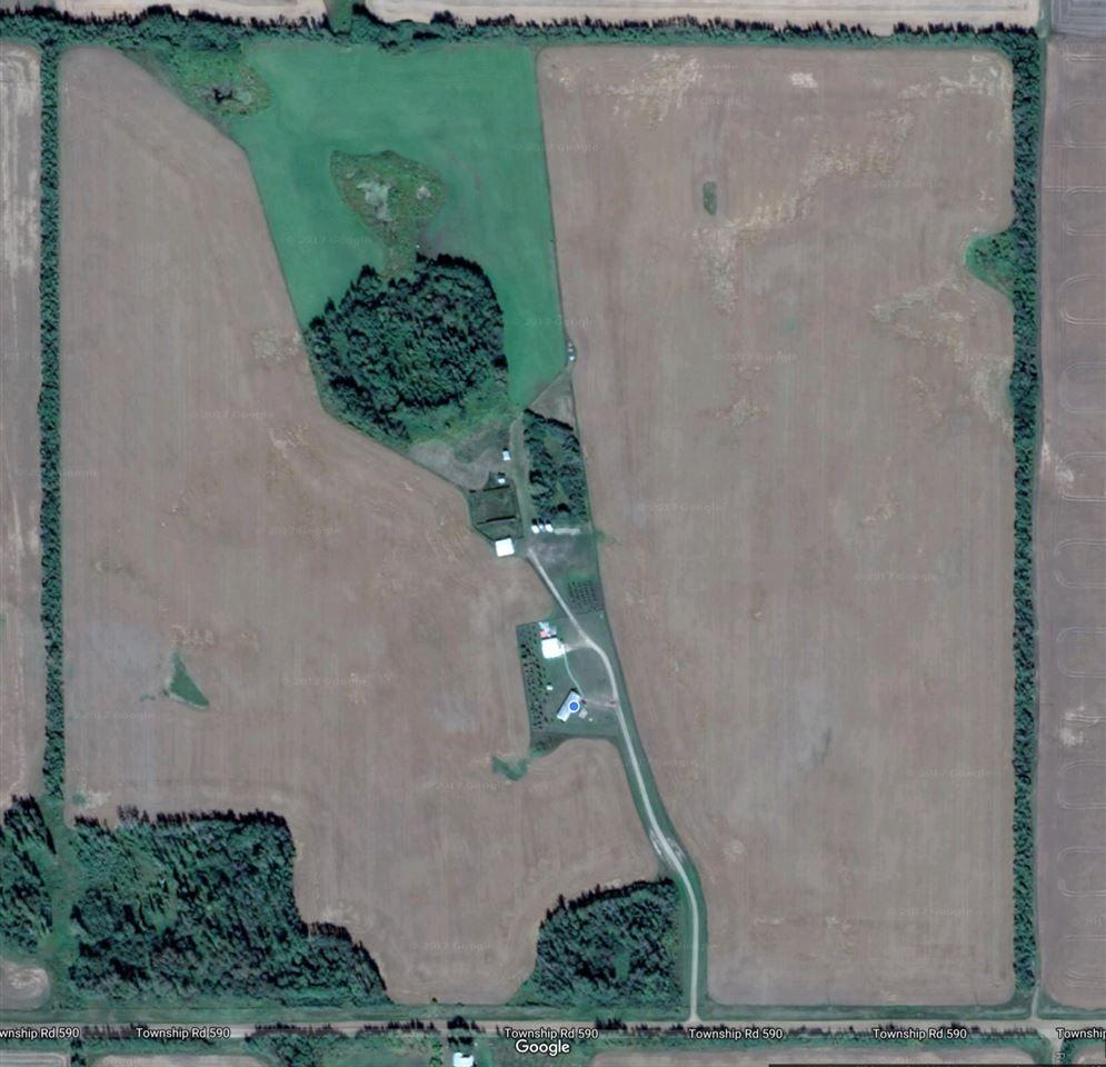 130 acres of grain land