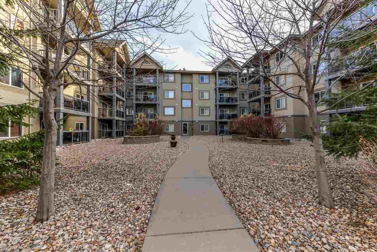 Main Photo: 104 279 Suder Greens Drive NW in Edmonton: Zone 58 Condo for sale : MLS®# E4134458