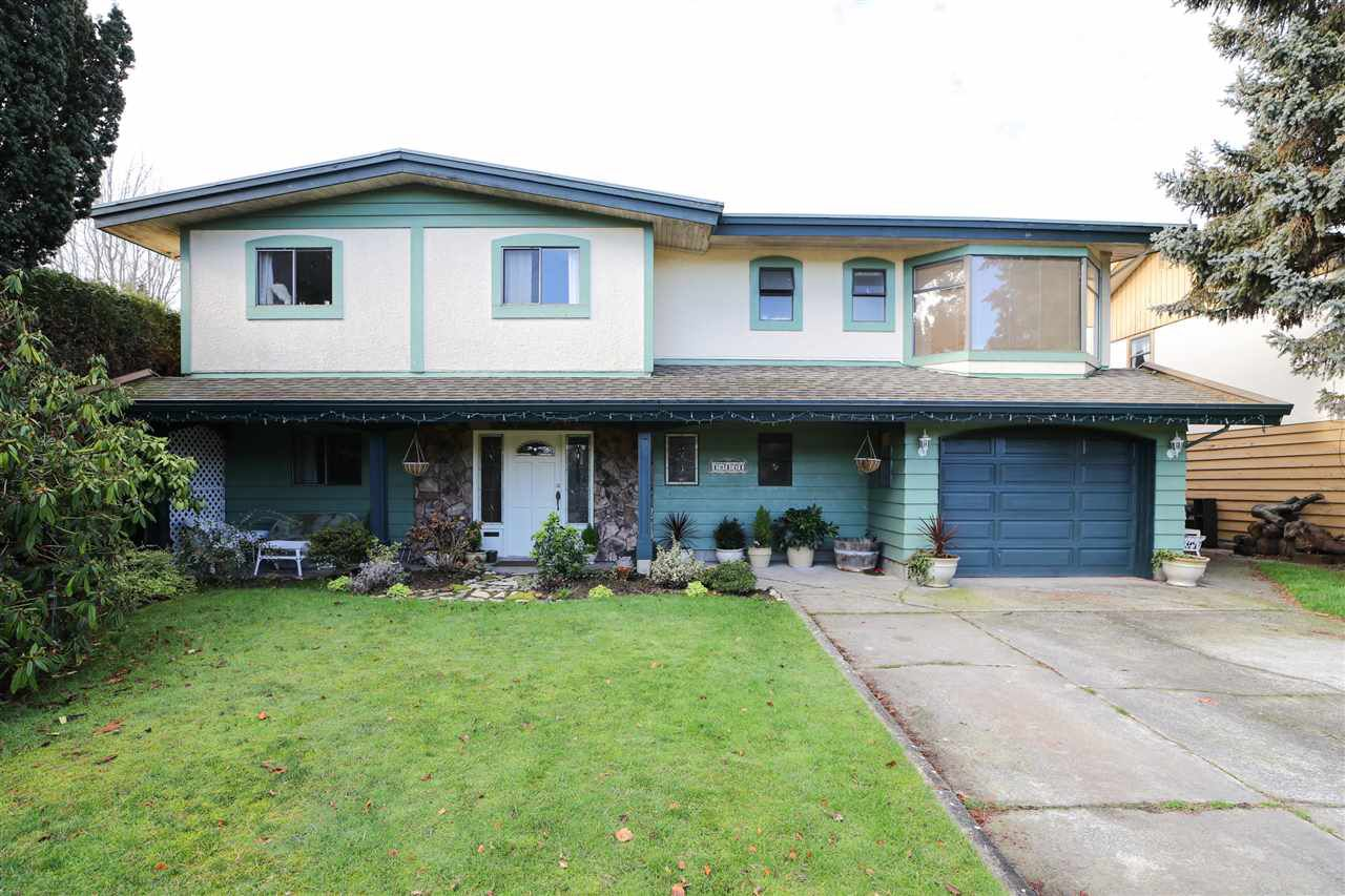 Main Photo: 10431 SPRINGHILL Crescent in Richmond: Steveston North House for sale : MLS®# R2332637
