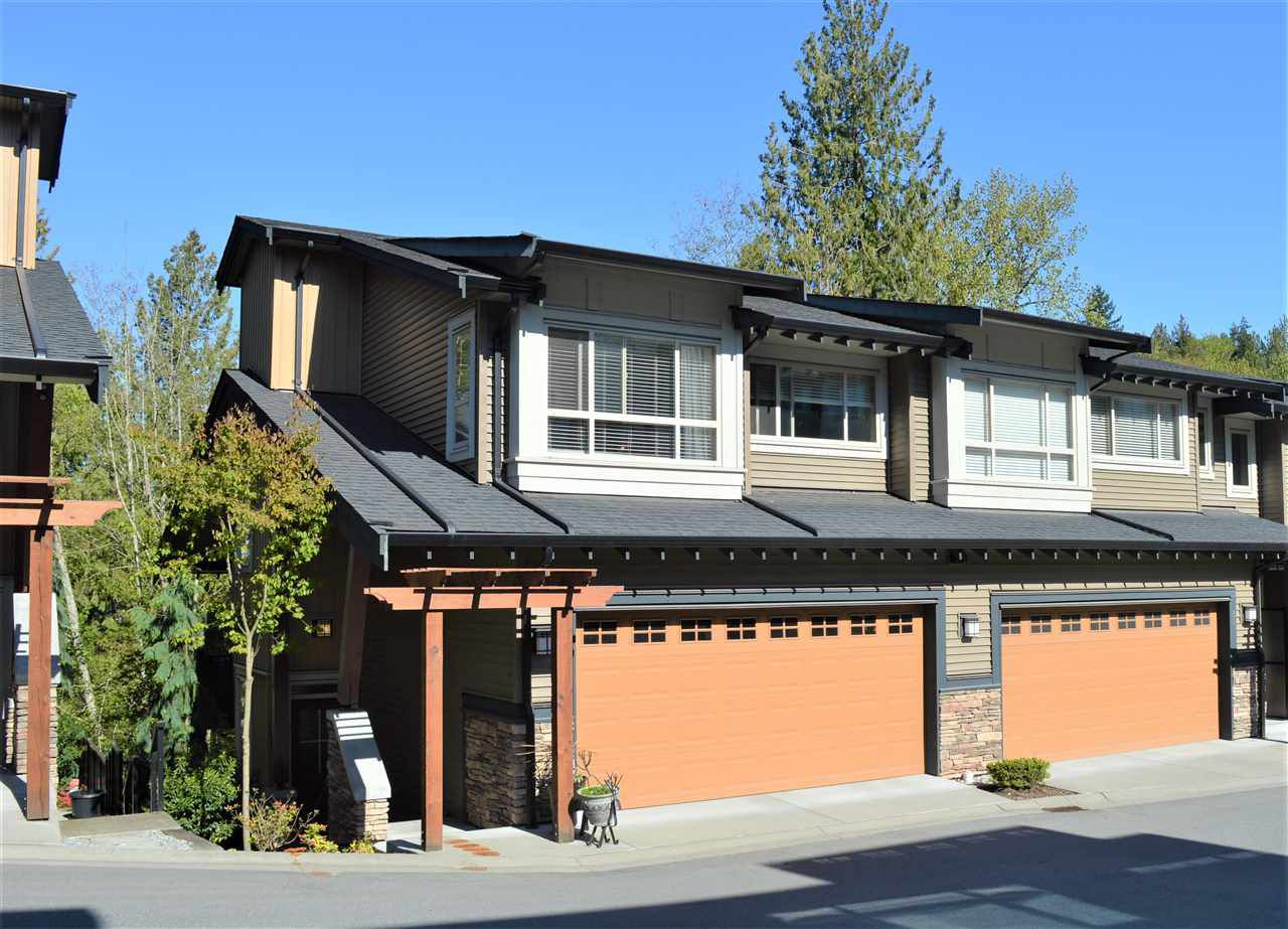 "Main Photo: 33 23986 104 Avenue in Maple Ridge: Albion Townhouse for sale in ""SPENCER BROOK ESTATES"" : MLS®# R2364165"