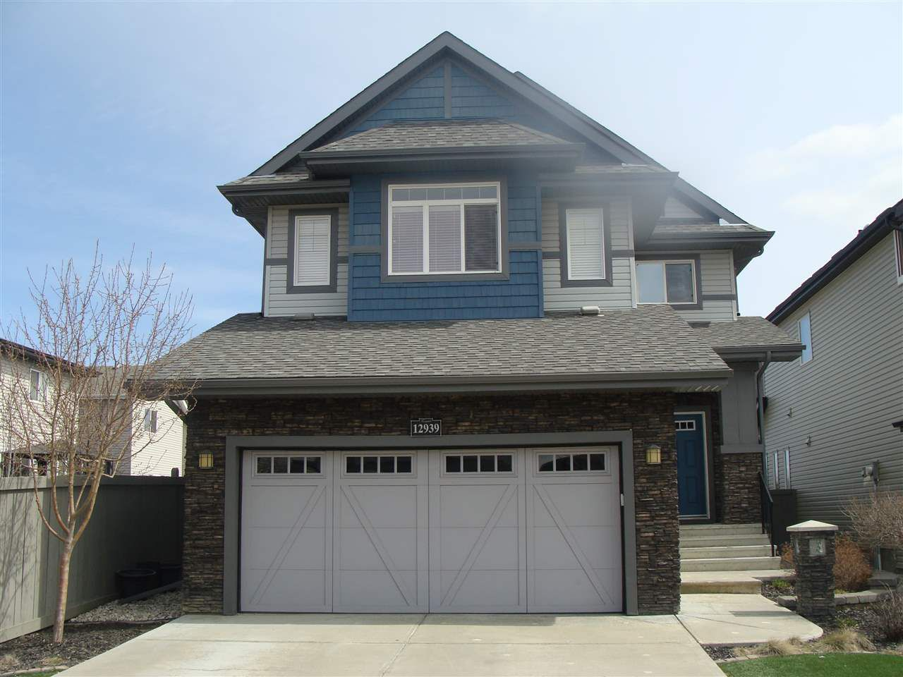 Main Photo: 12939 201 Street in Edmonton: Zone 59 House for sale : MLS®# E4159679
