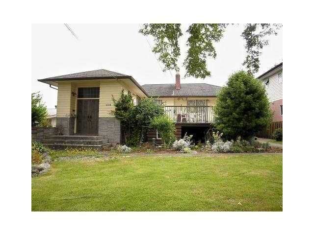Main Photo: 4718 SMITH Avenue in Burnaby: Central Park BS House for sale (Burnaby South)  : MLS®# V869359