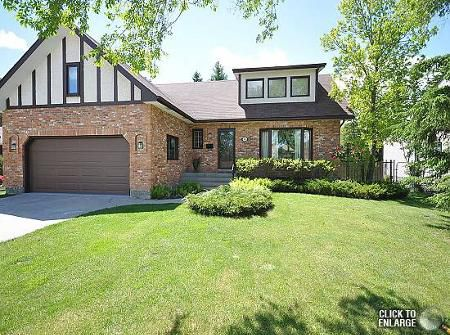Main Photo: 412 BONNER Avenue in Winnipeg: Residential for sale (Algonquin Park)  : MLS®# 1110512