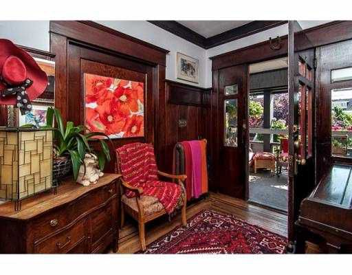 Photo 10: Photos: 1719 TRUTCH Street in Vancouver: Kitsilano House for sale (Vancouver West)  : MLS®# V960120