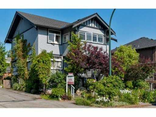 Main Photo: 1719 TRUTCH Street in Vancouver: Kitsilano House for sale (Vancouver West)  : MLS®# V960120
