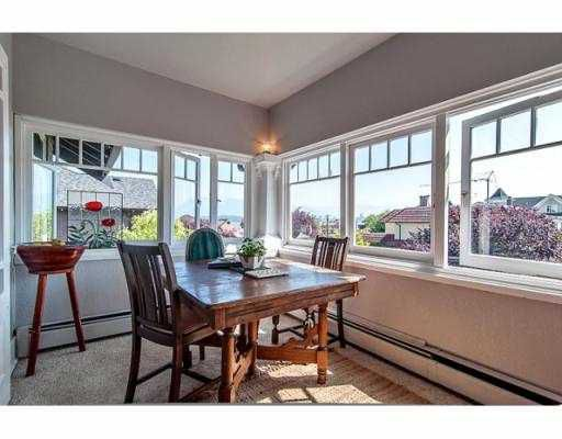 Photo 5: Photos: 1719 TRUTCH Street in Vancouver: Kitsilano House for sale (Vancouver West)  : MLS®# V960120