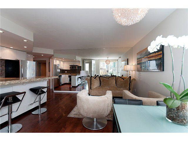 Main Photo: 1202 1500 HOWE Street in Vancouver: Yaletown Condo for sale (Vancouver West)  : MLS®# V988630