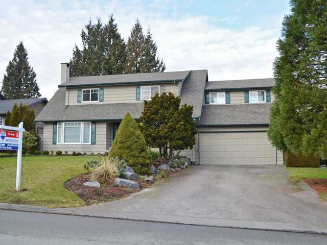Main Photo: 7675 KENTWOOD Street in Burnaby: Government Road House for sale (Burnaby North)  : MLS®# V1044279