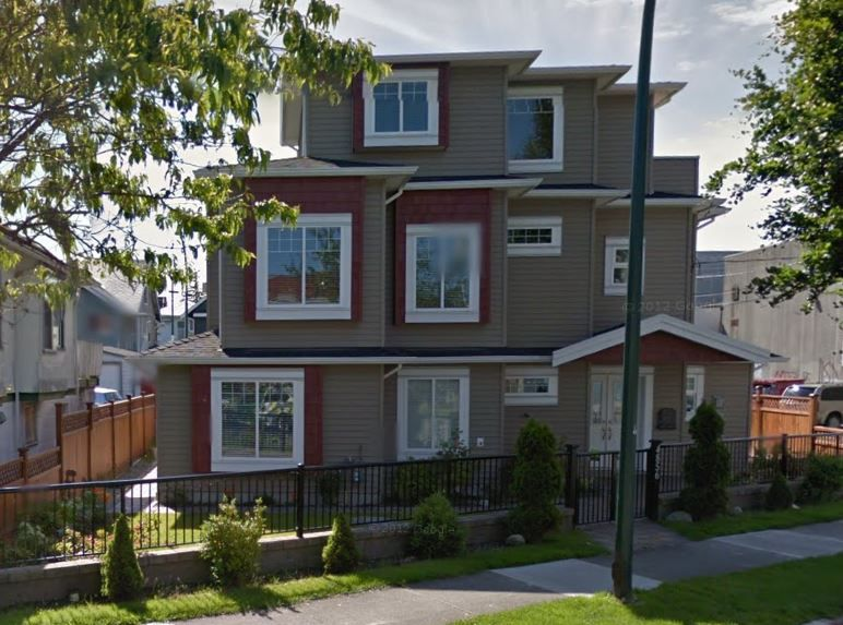 Main Photo: CLARENDON ST in Vancouver East: Home for sale : MLS®# V4001439