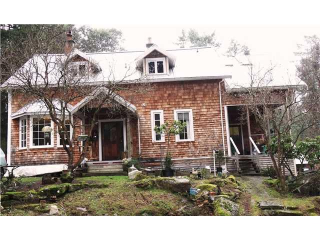 Main Photo: 260 GEORGINA POINT Road: Mayne Island House for sale (Islands-Van. & Gulf)  : MLS®# V1101881