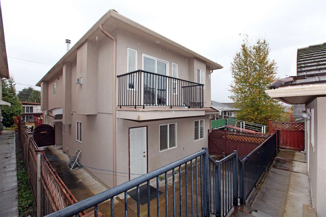 Main Photo: 5938 HARDWICK Street in Burnaby: Central BN House 1/2 Duplex for sale (Burnaby North)  : MLS®# R2119234