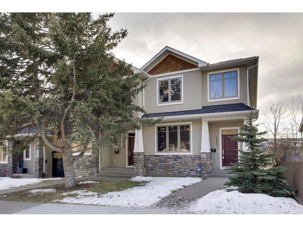 Main Photo: 23 AV NW in Calgary: Montgomery House for sale : MLS®# C4096273