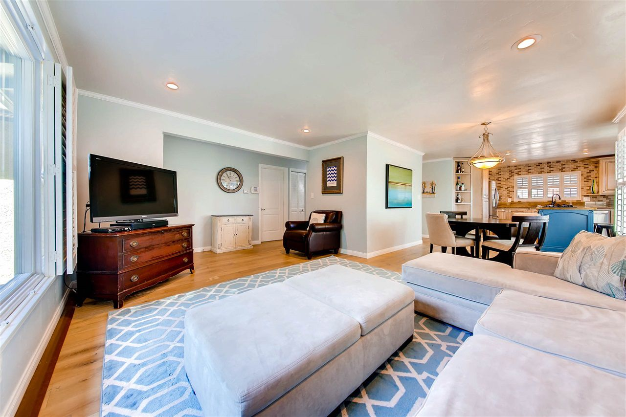 Main Photo: POINT LOMA House for sale : 3 bedrooms : 3242 Talbot in San Diego