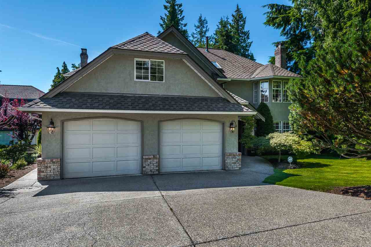 Main Photo: 416 SELMAN Street in Coquitlam: Coquitlam West House for sale : MLS®# R2162537