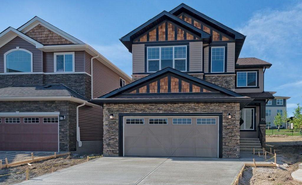 Main Photo: 72 NOLANLAKE Point(e) NW in Calgary: Nolan Hill House for sale : MLS®# C4120132