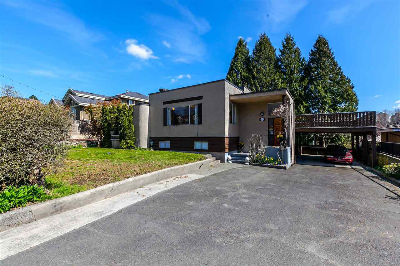 Main Photo: 7950 GILLEY Avenue in Burnaby: South Slope House for sale (Burnaby South)  : MLS®# R2178651