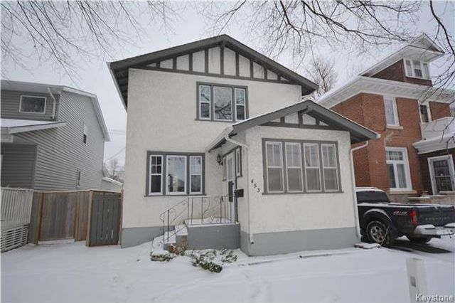 Main Photo: 453 Des Meurons Street in Winnipeg: St Boniface Residential for sale (2A)  : MLS®# 1730822