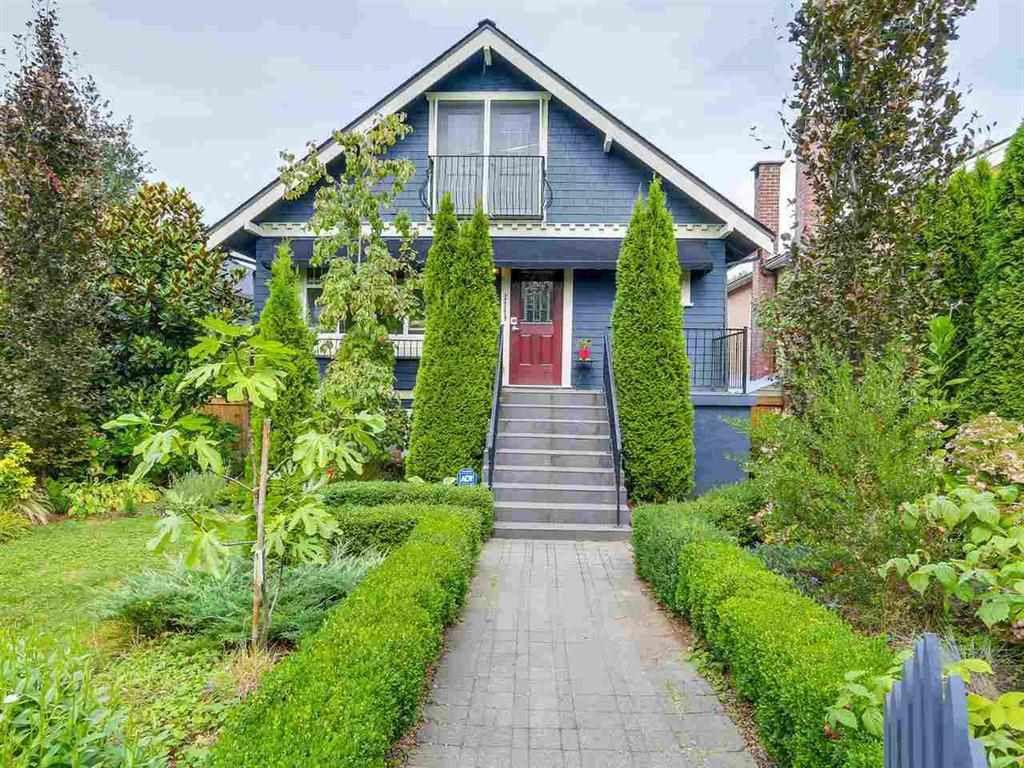 Main Photo: 2569 PANDORA STREET in : Hastings East House for sale : MLS®# R2108353