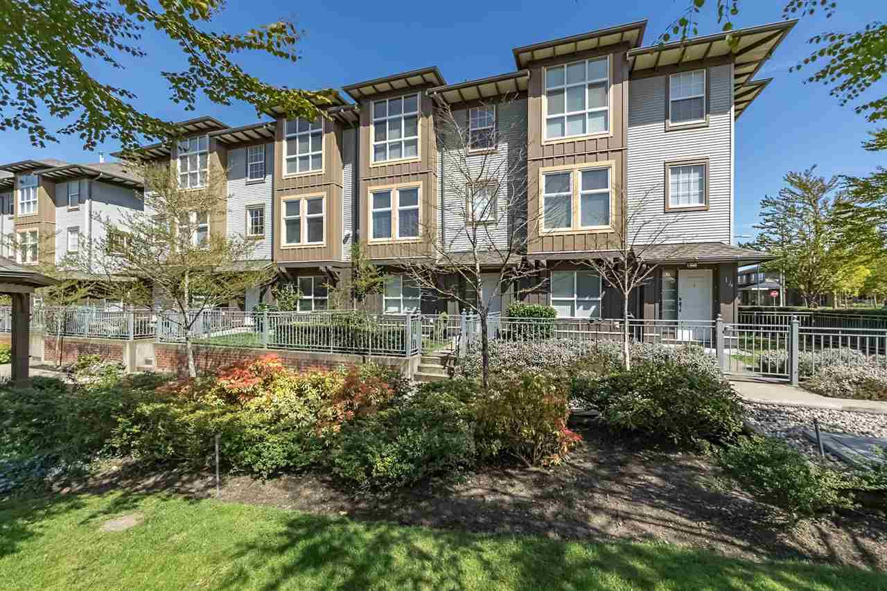 "Main Photo: 16 18777 68A Avenue in Surrey: Clayton Townhouse for sale in ""COMPASS"" (Cloverdale)  : MLS®# R2260391"