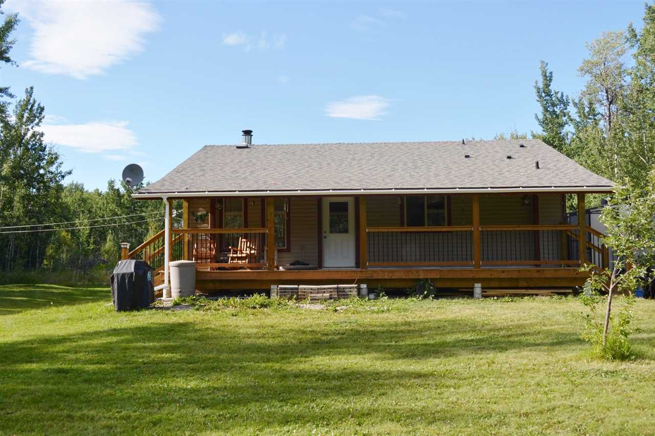 Main Photo: 5004 BORING Road: Hudsons Hope House for sale (Fort St. John (Zone 60))  : MLS®# R2306119