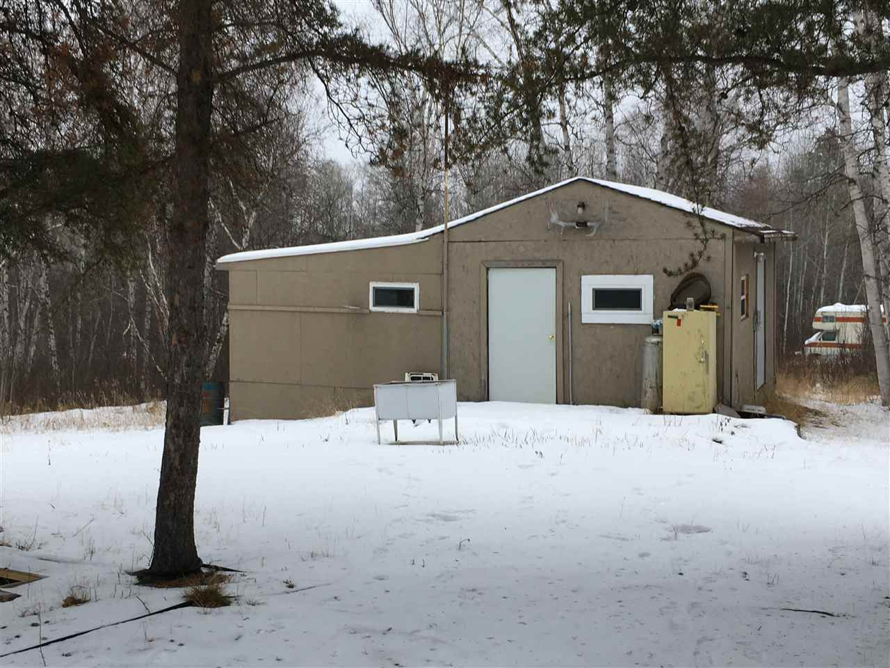 Main Photo: : Rural Westlock County Cottage for sale : MLS®# E4137135