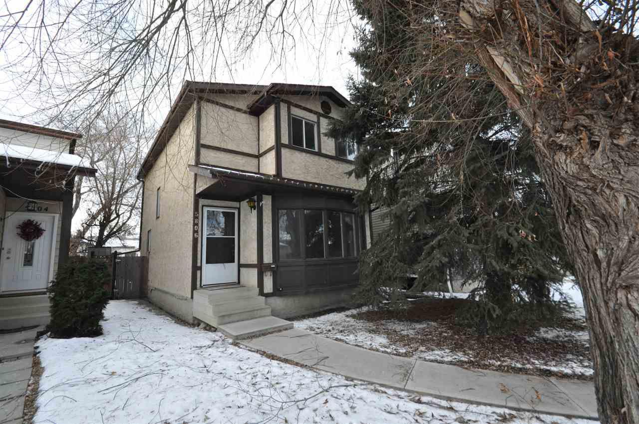 Main Photo: 5806 188 Street in Edmonton: Zone 20 House for sale : MLS®# E4138501