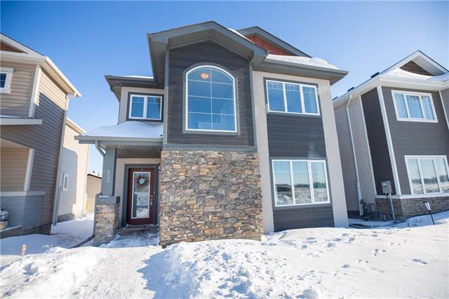Main Photo: 652 Bridge Lake Drive in Winnipeg: Bridgwater Trails Residential for sale (1R)  : MLS®# 1901985