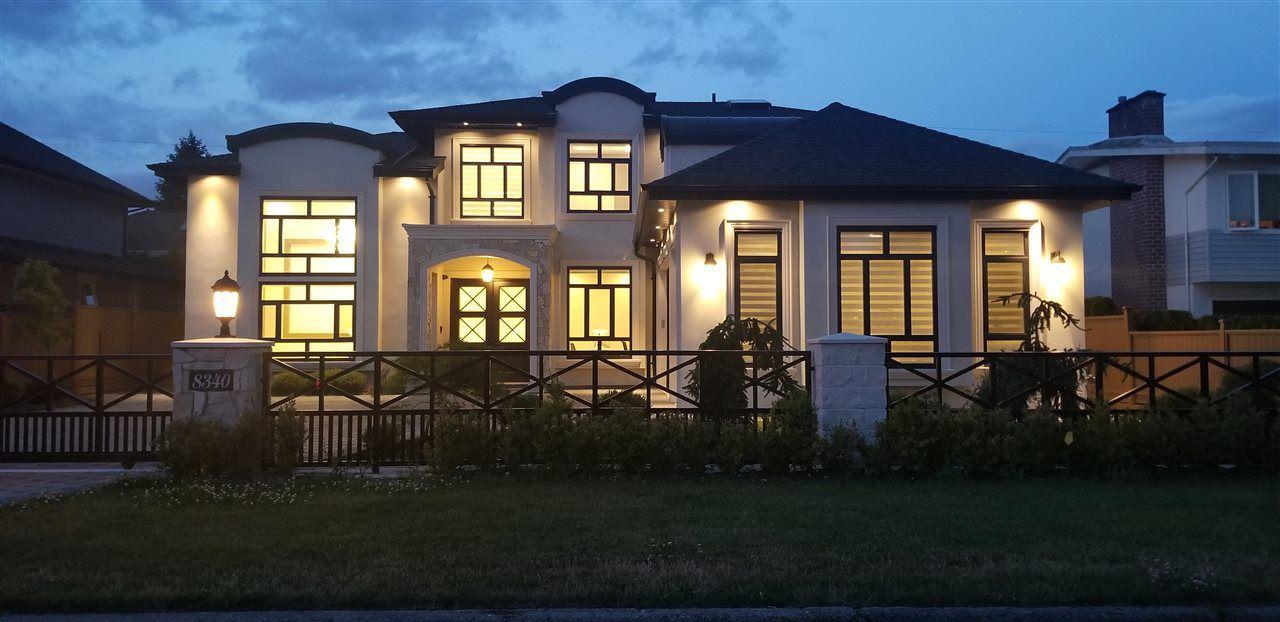 Main Photo: 8340 FAIRBROOK Crescent in Richmond: Seafair House for sale : MLS®# R2336178