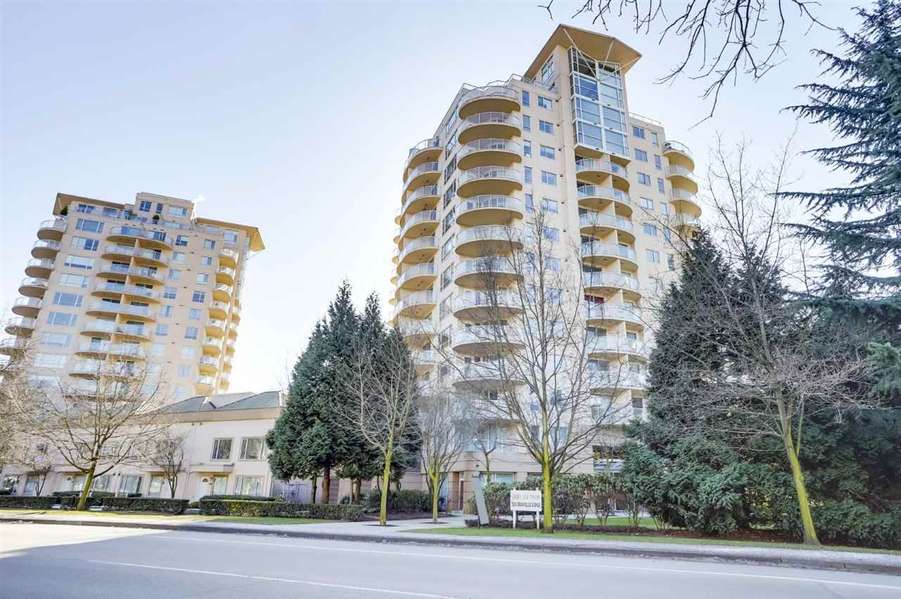 "Main Photo: 1102 7680 GRANVILLE Avenue in Richmond: Brighouse South Condo for sale in ""GOLDEN LEAF TOWERS"" : MLS®# R2343894"