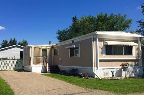 Main Photo: 30 West View Boulevard Boulevard NW in Edmonton: Zone 59 Mobile for sale : MLS®# E4145491