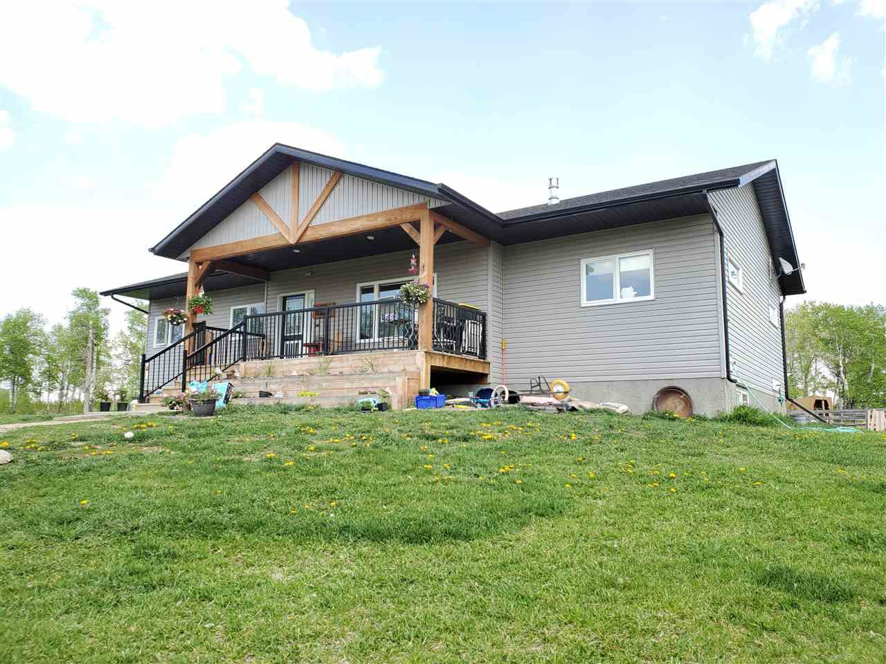 Main Photo: 455049 Rge Rd 274: Rural Wetaskiwin County House for sale : MLS®# E4145796