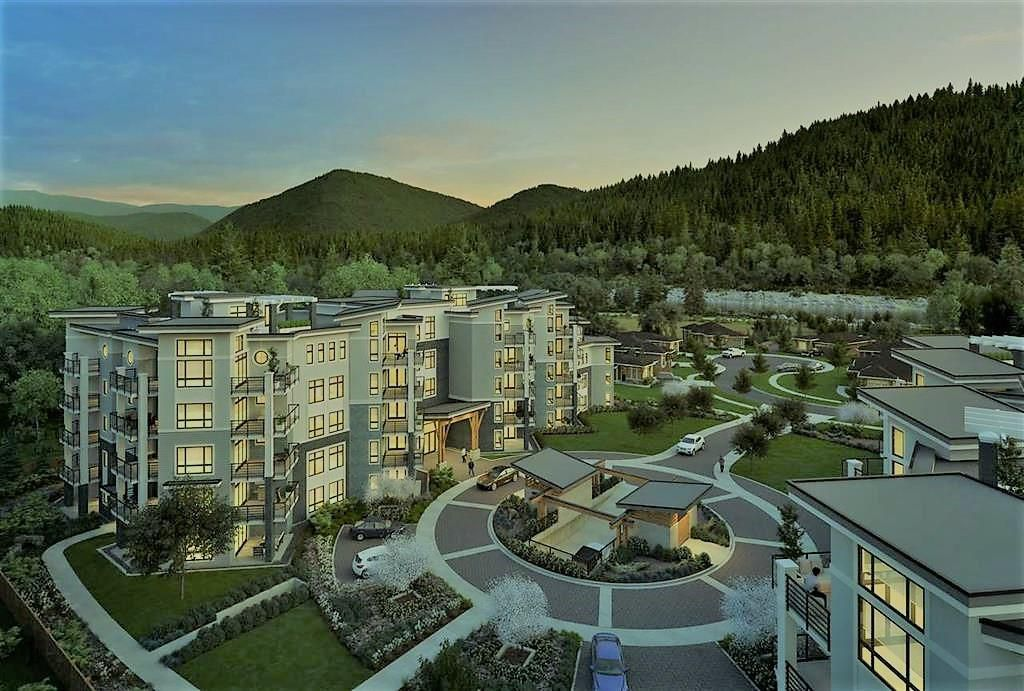 Main Photo: 401 5380 TYEE Place in Chilliwack: Vedder S Watson-Promontory Condo for sale (Sardis)  : MLS®# R2352432
