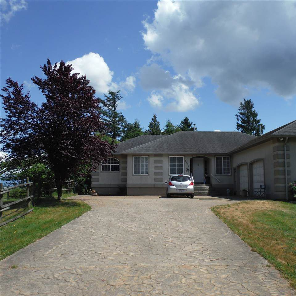 Main Photo: 8552 THOMPSON Road in Mission: Dewdney Deroche House for sale : MLS®# R2354539